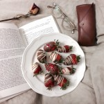 Books And Lovely Things Chocolate Covered Strawberries May Be My New