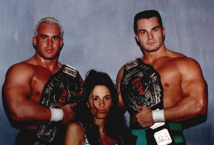 Shitloads Of Wrestling — ECW Tag Team Champions Chris Candido and Lance...