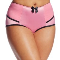 Women's Charlotte Highwaist Brief. I love this product! It fit perfectly. I typically wear a size 12 so I got  a large.However you have to be careful when washing it because the color runs. Other than that very happy with my purcha se! Sat, 29 May 2021 14:24:37 +0400