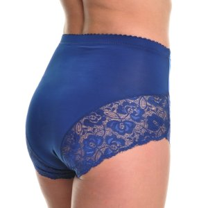 These high-waisted briefs have a cute lace accent around the thighs and are suitable for slight... , Thu, 17 Jun 2021 19:12:49 +0100