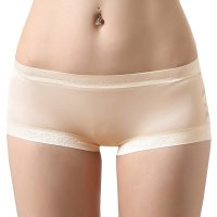 Women's Panty Closely Woven New Silk Hot Melt Lace Boyshorts. 100% natural silk is one of the best materials f or lingerie, supersoft,more absorption and breathability,to bring your skin feeling very comfortable and take care of yo ur body. Elastic lace up or down to protect privacy, but looks very sexy, thin and smooth,particularly suitable for wear ing tights and skirt without a trace. Tue, 08 Jun 2021 14:25:07 +0400