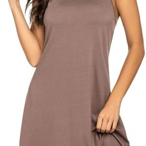 Sexy Sleepwear for Women Tank Nightgown Chemise Racerback Sleeveless Sleep Dress. Women tank sleep... , Sun, 18 Oct 2020 19:12:47 +0100