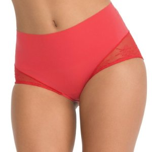 Stay comfortable all day in this SPANX Undie-Tectable Lace Hi-Hipster Panty. Hi-hipster Smoothing... , Fri, 07 May 2021 04:48:42 +0100