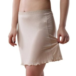 Silk Classic Smooth Half Slip Underskirt Waved Hem. , Tue, 26 Jan 2021 09:36:35 +0000