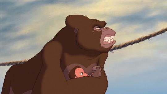 Winter Turns To Spring Kala Appreciation Post Disney S Tarzan