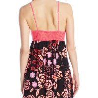 Women's Lovely Roses Chemise. Ultra soft printed rayon challis chemise with stretch lace bust. Wed, 03 Feb 202 1 04:48:29 +0400