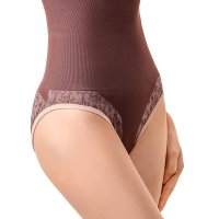 Womens Shapewear High Cut Shaping Control Briefs Rear And Tummy Body Shaper. MDshe's womens compression underw ear offers 360 degrees of firm compression and trimming action focused on the rear. MD's compression briefs will perfe ctly reshape your bottom giving you a smooth, sleek look under your clothes. These firm control briefs have an elastic a nd breathable fabric that adapts smoothly to your skin making you feel at ease when wearing these high cut control brief s in any situation. MD's tummy control briefs can be worn as; compression underwear for running, shaping briefs and un derwear compression shorts. Helping you look your best every day. Wed, 17 Feb 2021 09:36:32 +0400
