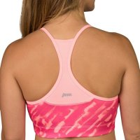 Sports Bra for Women: Activewear Racerback Reversible Strappy Workout Bras. This strappy, reversible sportsbra gives you two looks in one bra. Perfect for layering or wearing under you open side tanks. Spandex give it lift and support for light to medium intensity activities like yoga, golf, tennis, golf, jogging, walking, hiking, weight lifting and more. Racerback style allows free arm movement for any sport or activity. Machine washable means easy care and you can wear this bra for all your workouts. Fri, 28 May 2021 14:24:30 +0400