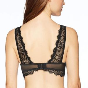Women's Standard Mesh Bralette with Eyelash Lace Overlay. So, full disclosure: I can't actually... , Tue, 28  Sep 2021 06:01:20 +0100