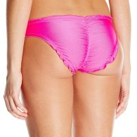 Women's Cosita Buena Ruched-Back Bikini Bottom. This bottom is so pretty and can go with any top. Also covers  enough on the rear as well. Tue, 27 Oct 2020 09:36:40 +0400