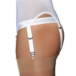 Powermesh Garter / Suspender Belt with 6 Straps. Premier present Our Luxury 6 Strap Power Mesh... , Thu, 27 May 2021 09:36:30 +0100