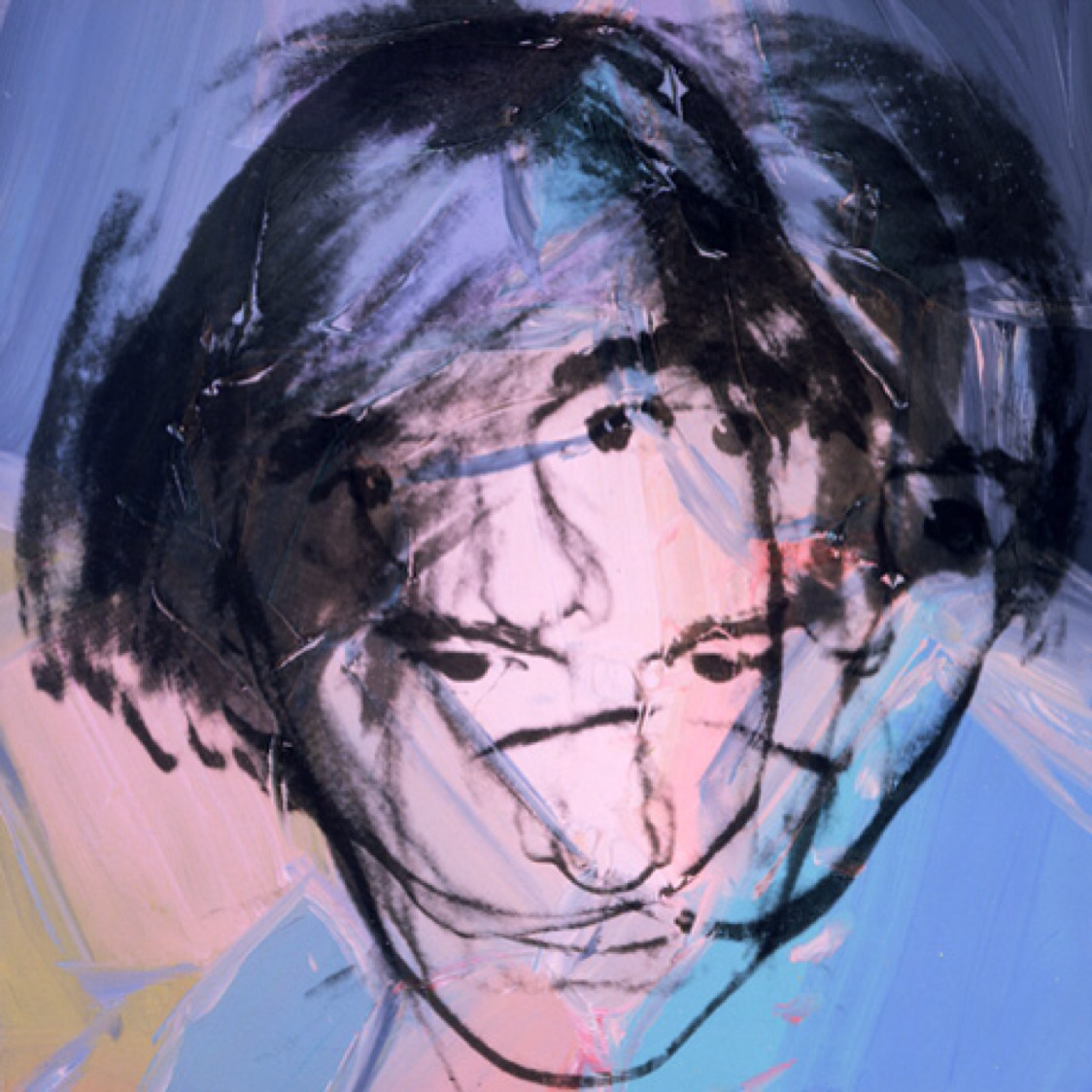 Last Picture Show Andy Warhol Self Portrait 1978