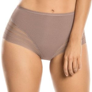 This classic panty is made of smooth stretch fabric in the front with an advanced lace with... , Sat, 03 Jul 2021 19:12:37 +0100
