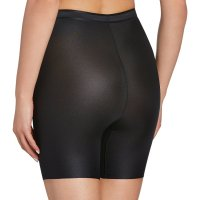 Women's Shapewear Weightless Comfort Shortie Slimmer. If you like Spanx skinny britches you'll love these pa nties. And you'll love the price being a fraction of the Spanx. Fit is perfect, material is soft and so lightweight ye t reasonably strong providing smooth lines from waist through upper thighs. Surprisingly, legs don't roll up. Wish the re were more colors available on the shorty like the bronze offered on its sister product, a longer leg version. Mon, 01  Mar 2021 19:12:30 +0400