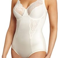 Women's Shapewear Body Briefer with Lace. Mon, 11 Jan 2021 19:12:34 +0400