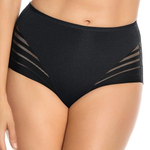 This classic panty is made of smooth stretch fabric in the front with an advanced lace with... , Fri, 02 Jul 2021 14:24:39 +0100