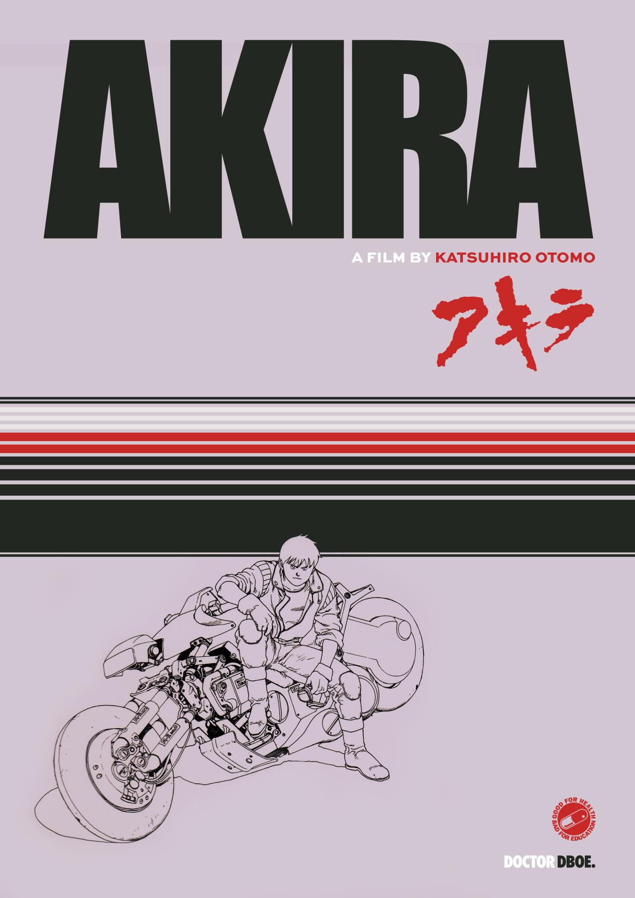 remedy akira movie poster 2 0