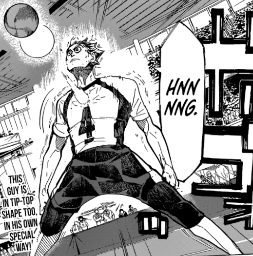 haikyuu is madness this is hands