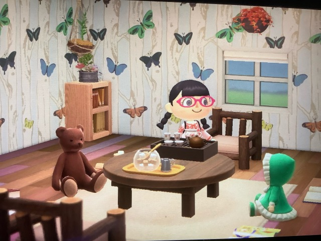 animal crossing new horizons room ideas | Tumblr on Animal Crossing Room Ideas New Horizons  id=37299