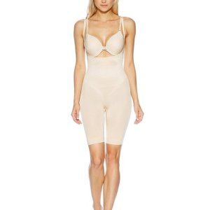 Wear Your Own Bra Waist Thigh Slimming Bodysuit Shapewear. 360 degrees of shaping targeting love... , Mon, 25 Jan 2021 04:48:38 +0000