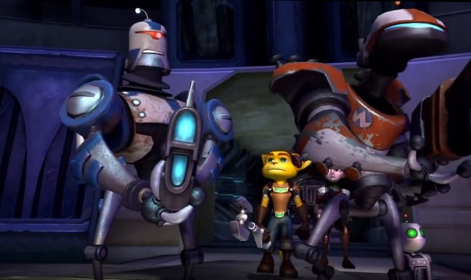 Ratchet and Clank OAP