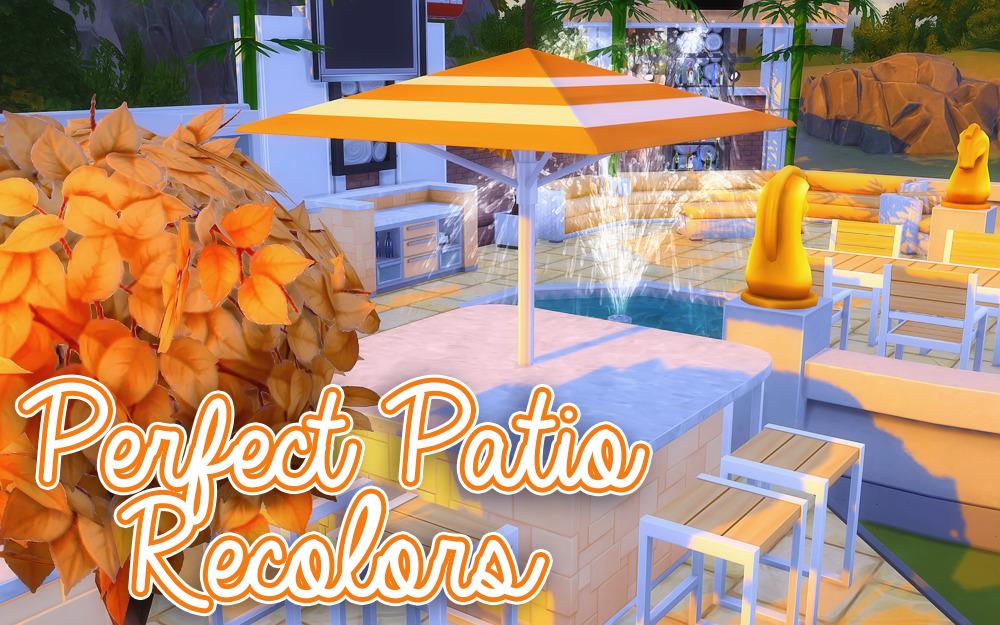 sorbets remix perfect patio recolors