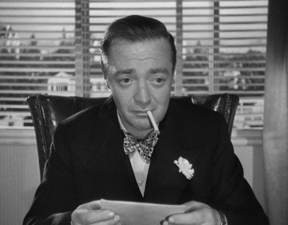 OZU TEAPOT — Black Angel   Roy William Neill   1946 Peter Lorre