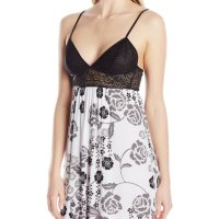 Women's Lovely Roses Chemise. Ultra soft printed rayon challis chemise with stretch lace bust. Sat, 30 Jan 202 1 14:24:25 +0400