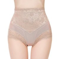 Shymay Women's Tummy Control Panties Lace Trim Sheer High Waist Brief Shapewear. Wed, 25 Nov 2020 19:12:44 +04 00