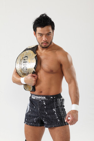 Image result for kenta ghc heavyweight championship
