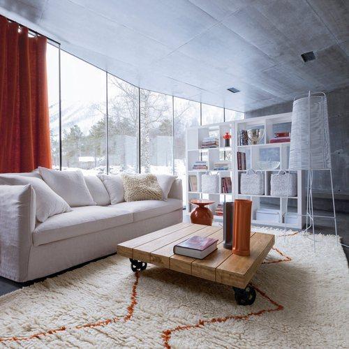 le tapis style