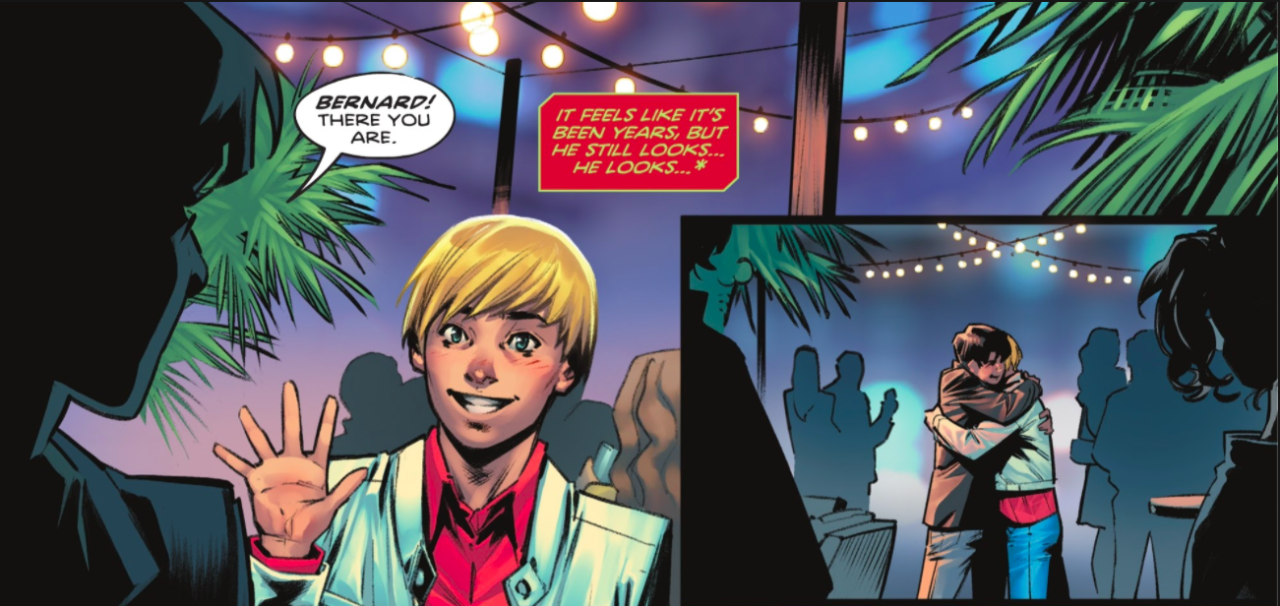 staff69420 — So Batman: Urban Legends #4 just dropped and uh...