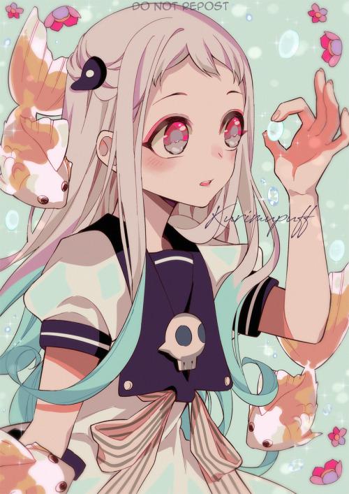 The supernatural manga by aidairo takes place in kamome academy,. yashiro nene fanart | Tumblr