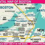Judgmental Maps Boston Ma Partial By Allison Price Copr 2016