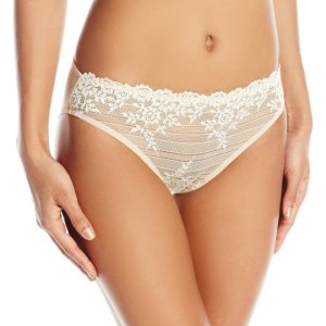 Embrace lace bikini offers great fit and matches coordinating pieces in the collection. , Wed, 05 May 2021 14:24:42 +0100