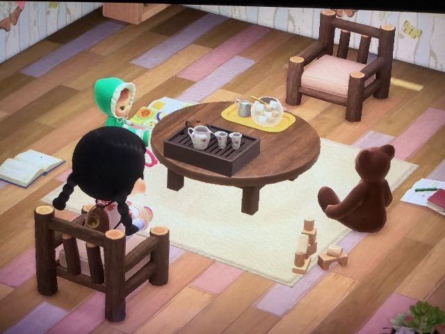 animal crossing new horizons room ideas | Tumblr on Animal Crossing Living Room Ideas New Horizons  id=67222