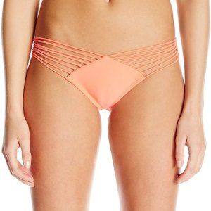 Women's Verano De Rumba Strappy Brazilian Ruched Back Bikini Bottom. , Tue, 05 Oct 2021 12:01:56 +0100