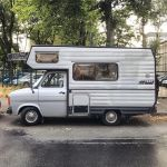 Vans Of Berlin Ford Transit Mk2 Alkoven Camper Van Thanks For