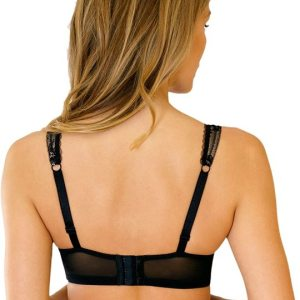 Womens Balconette Bra With Padded Straps. A comfortable balconette bra that gives great support,... , Thu, 30 Jul 2020 09:36:39 +0100