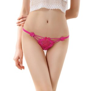 Womens Flowers Sexy Lace Thongs G-string T-back Panties Lingerie Underwear. Perfect for Party, the... , Sun, 23 May 2021 19:12:57 +0100