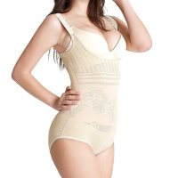 Women's Shapewear Body Briefer Slimmer Full Body Shaper. The hourglass figure you've always dreamed of getti ng is now available with the Aibrou Wear Your Best Bra Romper. It has smooth adjustable straps along with everyday contr ol fabric that feels comfortable while helping to smooth and shape your derriere. Princess seams flatter your every move  for a shapely look under clothes. The Wear Your Best Bra feature is great because it gives you the control you want wit h the flexibility and comfort of your own bra. Thu, 01 Oct 2020 19:12:31 +0400