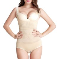 Women's Shapewear Body Briefer Slimmer Full Body Shaper. The hourglass figure you've always dreamed of getti ng is now available with the Aibrou Wear Your Best Bra Romper. It has smooth adjustable straps along with everyday contr ol fabric that feels comfortable while helping to smooth and shape your derriere. Princess seams flatter your every move  for a shapely look under clothes. The Wear Your Best Bra feature is great because it gives you the control you want wit h the flexibility and comfort of your own bra. Thu, 01 Oct 2020 09:36:45 +0400