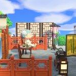Animal Crossing Qr Closet Chinese Style Panel