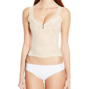 Women's Power Mesh Zip Front Cami. This is a wear your own bra power mesh cami. Zip down for... , Thu, 01 Apr  2021 04:48:47 +0100