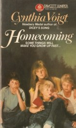 Vintage Teen Books — Homecoming by Cynthia Voigt When their depressed...