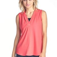 Women's Camilong. Extra long, lace trimmed camisole top extender (with plus sizes) will be your most comfortab le layer in your closet. Made with luxuriously soft fabric, this tank top/camisole/slip is figure flattering and adds th e layered look with ultra comfort. The camisole material is so soft and stretchy you may want to sleep in it! this top e xtender has a generous fit to ensure your comfort all day/night. Our lace extenders add a beautiful dimension and are a  simple way to change the look of your outfit or to conceal muffin tops. Tue, 29 Jun 2021 19:12:36 +0400