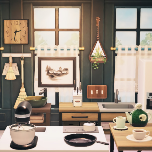 acnl interior | Tumblr on Ironwood Kitchen Animal Crossing  id=37972