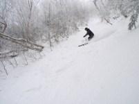 Long trail chute