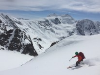 Pete in the Alps