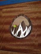 Custom Ian Fund Logo inlay